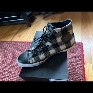 Converse x Woolrich Colab MENS SIZE 12